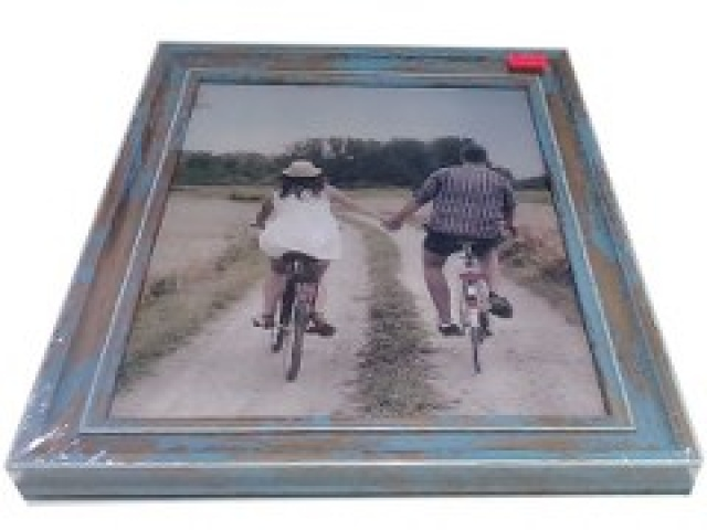 8x10 Photo Frame Weathered\