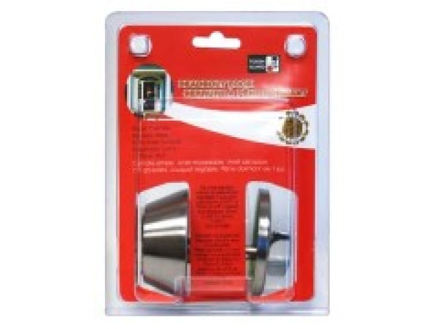 dead bolt lock  single cylinder S/S